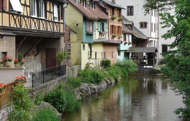 Alsace et ses beaux paysages