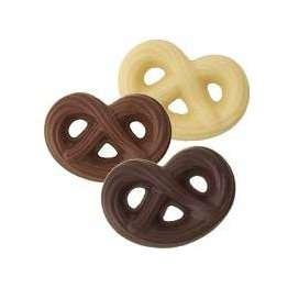 Chocolaterie Abtey - Bretzels au chocolat