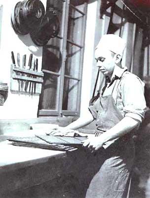 Henri Abtey en 1946