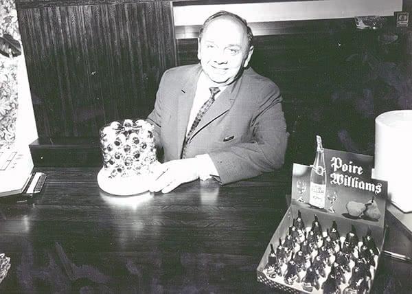 1961 - henry abtey créé les chocolats à la liqueur sans cristallisation de sucre