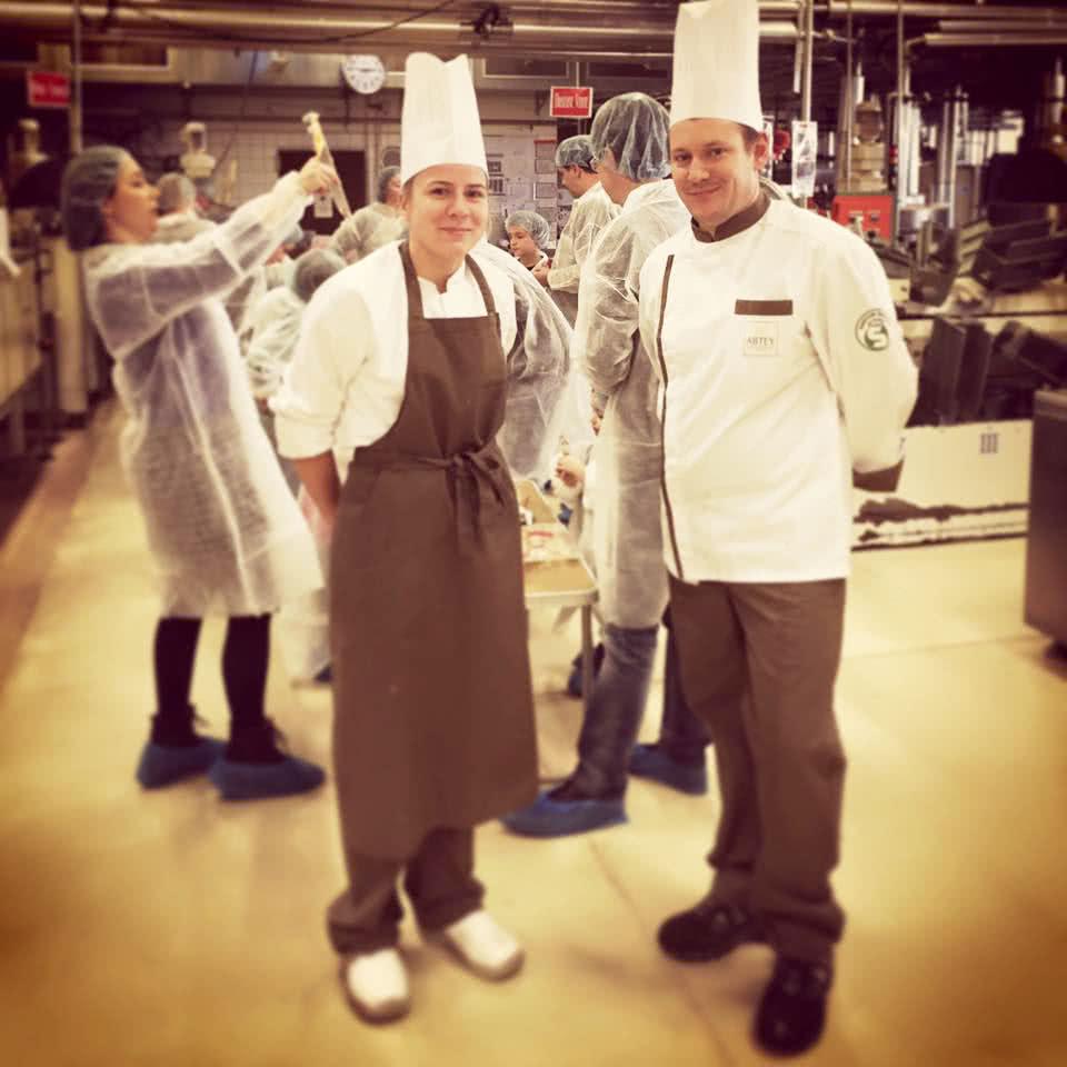 Atelier fabrication chocolat assisté par le Maître Chocolatier