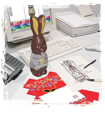 tous nos chocolats sont conçus et réalisés en France, dans notre chocolaterie alsacienne.